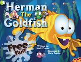 Herman the Goldfish (A Story Companion) Freebies