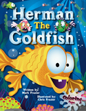Herman the Goldfish - Let's Color the Characters!