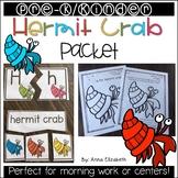 Hermit Crab Activity Packet