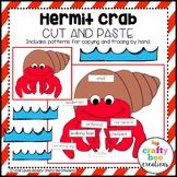 Hermit Crab Craft (Label It!)