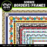 Science Borders Clip Art
