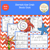 Hermit the Crab Book Unit by Eric Carle