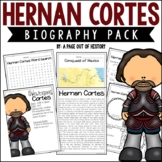 Hernan Cortes Biography Pack (New World Explorers)