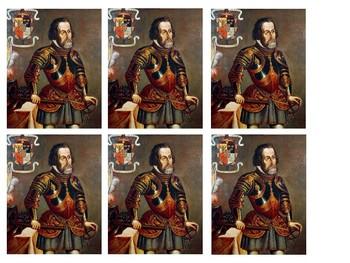 Hernán Cortés Printable Pictures
