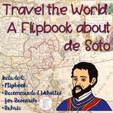 Hernando de Soto Explorer Research Flipbook