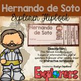Hernando de Soto Flipbook (Interactive Notebooks)
