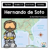 Early Explorers: Hernando de Soto Unit with Articles, Acti