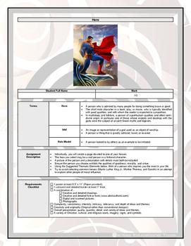 Assignment - Hero