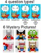 Superhero Animals Mystery Pictures Game: 100th Day of Scho