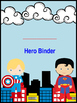 Hero Binder Cover