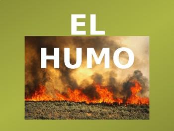 Hero & Emergency/Natural Disaster Vocabulary
