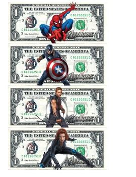 Hero Epic Dollars