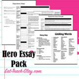 Hero Expository Essay Pack
