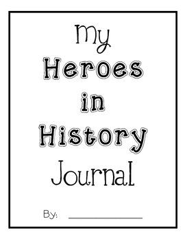 Hero In History Journal