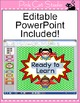 Superhero Theme Behavior Clip Chart - Classroom Management Behavior Chart
