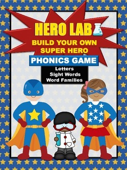 Hero Lab Phonics Game