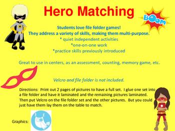 Hero Matching