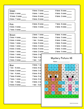 Place Value, Addition and Subtraction All Year Bundle: Back to School Activities
