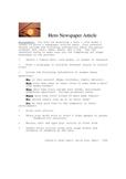 Hero News Articles