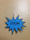 Hero Onomatopoeia Hallway Clips
