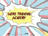 Hero Training Academy Booklet - Alto Clef
