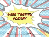 Hero Training Academy Booklet - Bass Clef