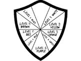 Hero Training Pass Off Shield