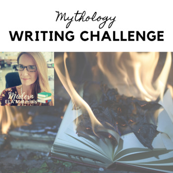 Hero Writing Task- Mythology Writing