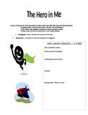 Hero Writing: The Hero in Me