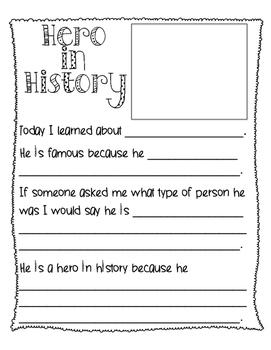 Hero in History