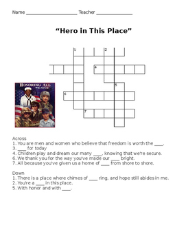 Hero in This Place puzzle