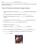 Hero in This Place worksheet