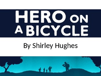 Hero on a Bicycle (WWII Italian History Power Point)