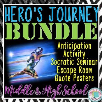 Hero's Journey BUNDLE
