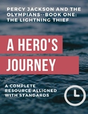 Hero's Journey Book Report Project