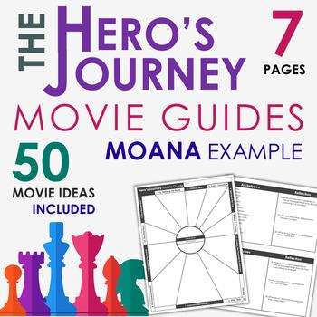 Hero's Journey - Adaptable Movie Guides