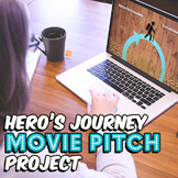 Hero's Journey Movie Pitch Project
