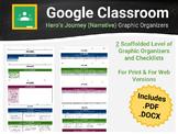 Hero's Journey (Narrative) Graphic Organizer for Google Classroom