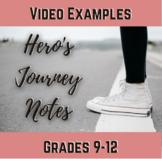 Hero's Journey Notes Using The Dark Knight Trilogy
