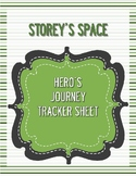 Hero's Journey Tracker Sheet