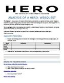 Hero's Journey Webquest (Intro to The Odyssey)
