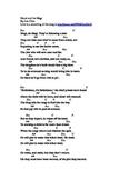 Herod and the Magi - Lyrics and Chords