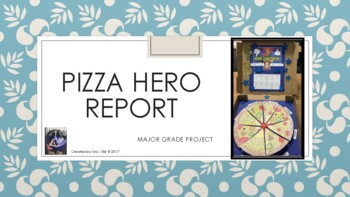 Heroes: A Biography Pizza Report -For any language