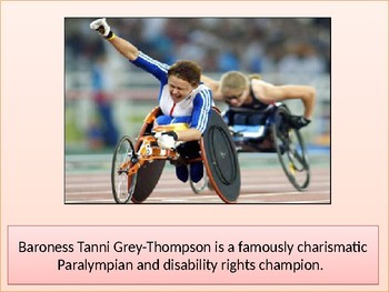 Heroes Assembly Tanni gray Thompson