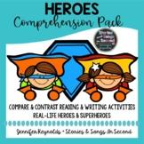 Superhero Character Traits | Reading and Writing Activities
