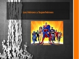 Heroes and Superheroes Lesson