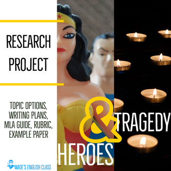 Heroes and Tragedies Research Project
