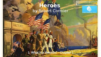 Heroes by Robert Cormier: (1) Introduction and Chapter 1