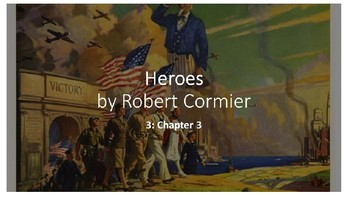 Heroes by Robert Cormier: (3) Chapter 3