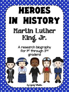 Heroes in History - MLK
